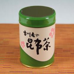 お料理にも好評な 昆布茶(缶入り)[イメージ]