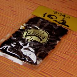 高級天然真昆布のモチモチした食感と 身の締まった原木椎茸の 特上椎茸昆布[イメージ]